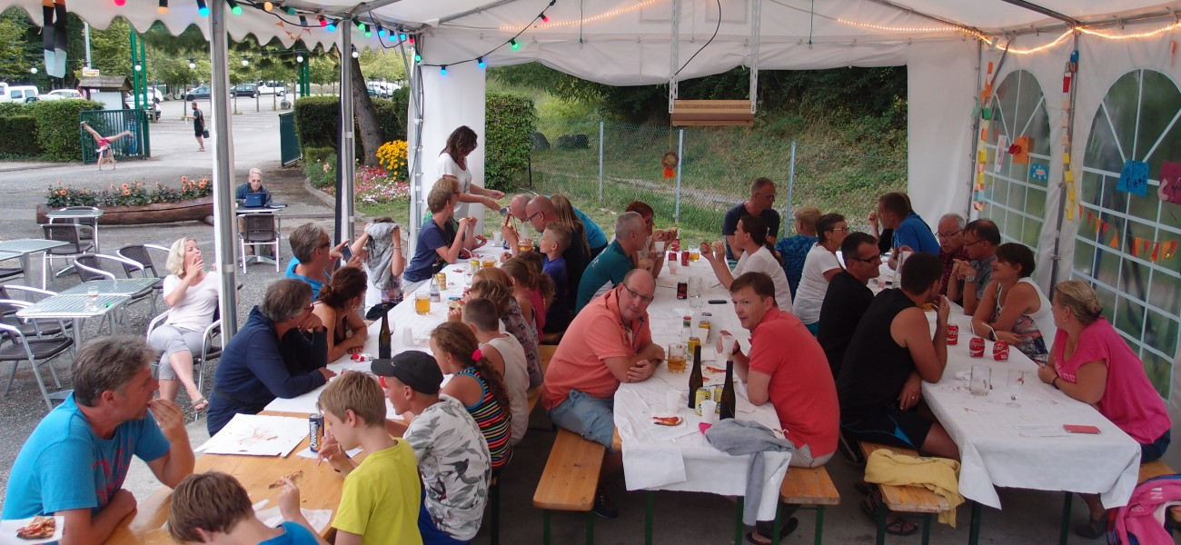 Camping en Savoie Lac de Carouge Animations